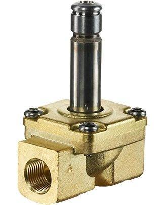 EV260B, Двухходовой пропорциональный электромагнитный клапан с сервоприводом