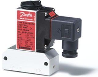 MBC 5080, Диференціальні реле тиску блочного типу