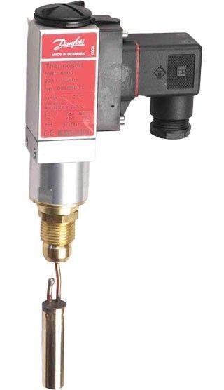 MBC 8100, Компактні реле температури блочного типу для суднобудування
