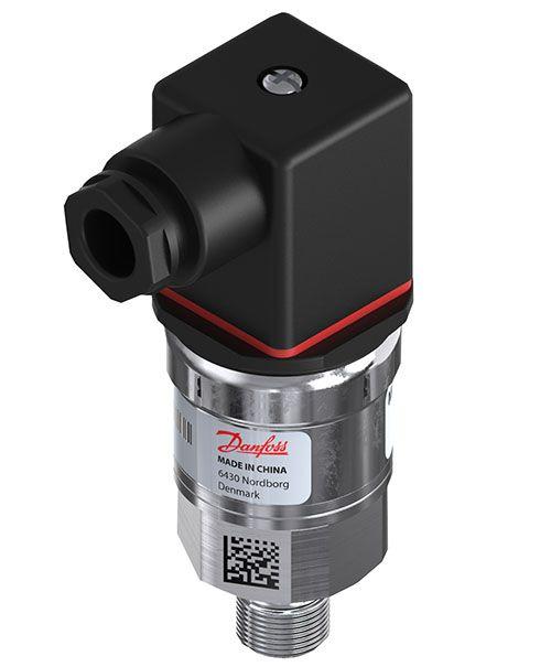 MBS 2050, Компактний датчик тиску з пропорційним вихідним сигналом і демпфером