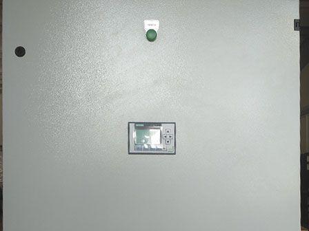 Шафа управління доступом в чисті приміщення (08.2019)