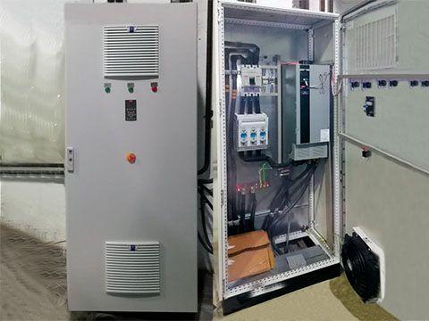 Шафа управління повітродувного агрегата (02.2020)