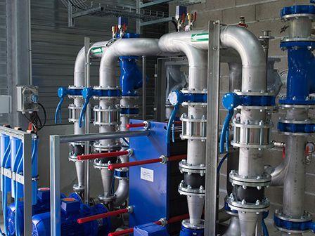 Водоснабжение, водоотведение