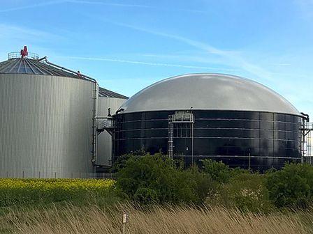 Биогазовая энергетика